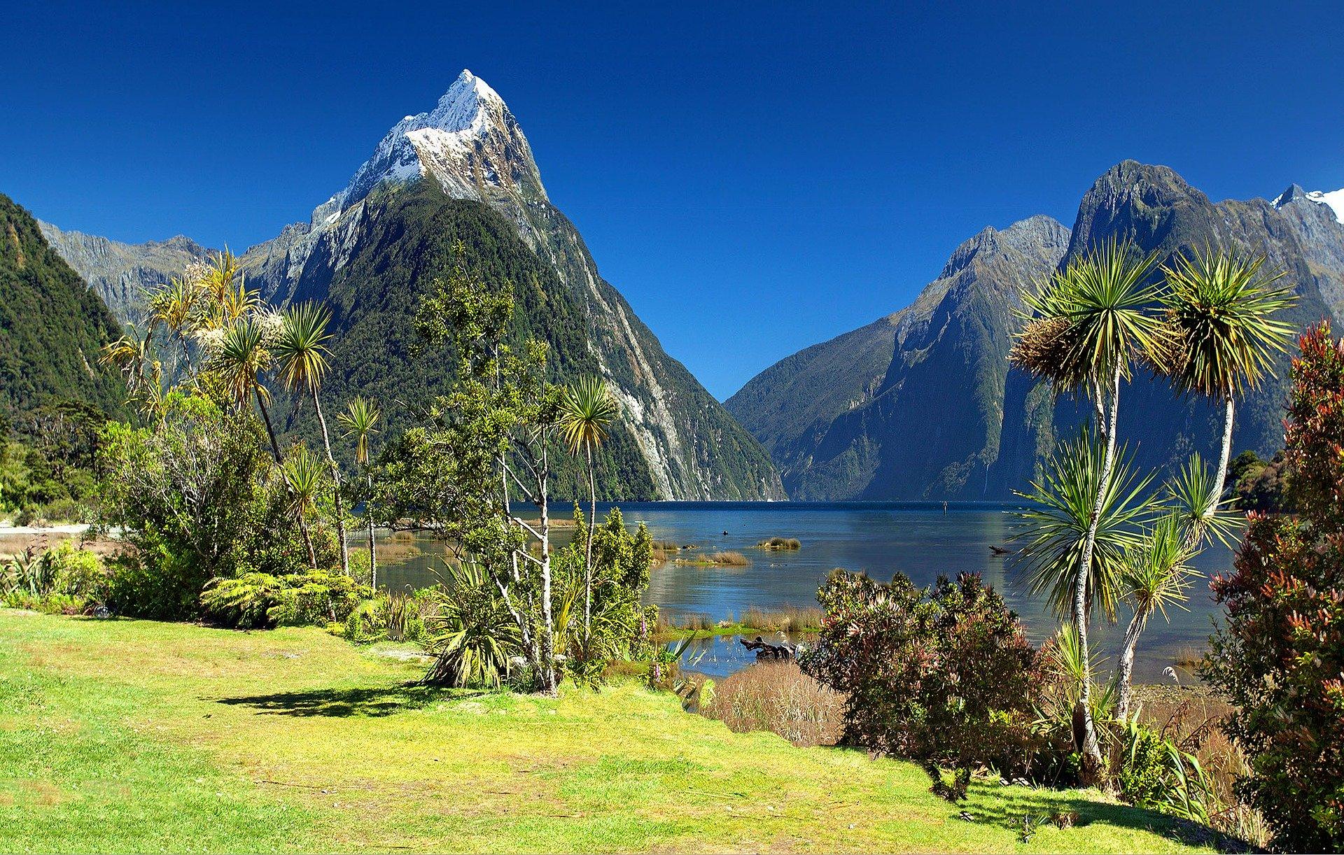 Nouvelle Zélande vacances mer montagne